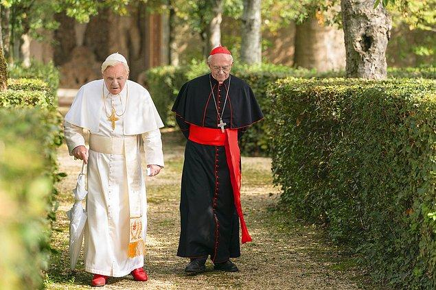 22. The Two Popes (2019)