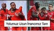 10 Yıl Sonra Finalde! Başakşehir'i Uzatmalar Sonucunda Eleyen Beşiktaş Türkiye Kupası'nda İlk Finalist Oldu