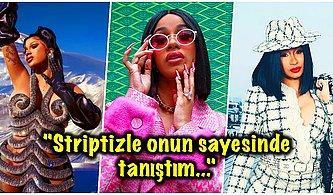 Bayrakları Asıyor muyuz? Sansasyon Kraliçesi Cardi B Hayatının Bir Türk Sayesinde Değiştiğini Dile Getirdi!
