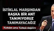Andımız ve Türklük Anketi: Varlığın Türk Varlığına Armağan Olsun mu?