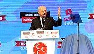 MHP'de Kurultay Günü: 'HDP, Başka Bir İsimle Açılmamak Üzere Kapatılmalıdır'