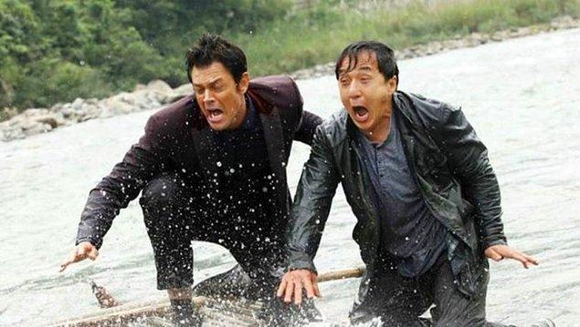 Jackie Chan İz Peşinde Konusu