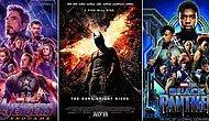 Tüm Zamanların En İyi 10 Süper Kahraman Filmi Belirlendi