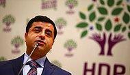 Selahattin Demirtaş'a Cumhurbaşkanı'na Hakaretten 3 Yıl 6 Ay Hapis Cezası