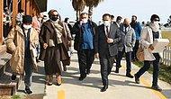 Samsun'da Elde Kalan Golf Sahası Katar Emiri'nin Teyzesine Sunuldu