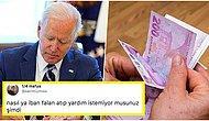 Amerika Başkanı Joe Biden Her Dört Kişilik Aileye 5600 Dolar Vereceklerini Açıkladı, Sosyal Medya Karıştı!