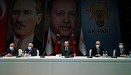 AKP'de Yeni MYK Belli Oldu