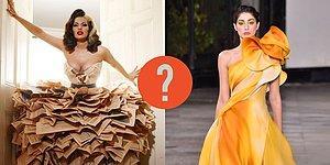 Bu Kıyafetlerden Hangisinin Geri Dönüştürülebilir Malzemeden Üretildiğini Bulabilecek misin?