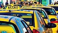 İBB'nin Taksi Dönüşüm Projesi Yine Reddedildi