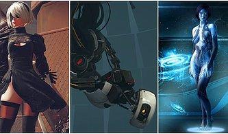 Dünyayı İstila Etseler Sesimizi Çıkartmayacağımız Oyun Dünyasının 13 Robot ve Yapay Zeka Karakteri