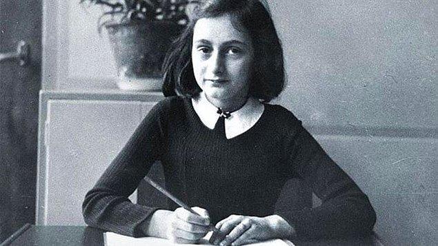 24. Anne Frank'in günlüğü mastürbasyonla ilgili yazılarla doluydu fakat bu kısımlar daha sonra çıkartıldı.