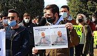 Geçen Hafta Masa Sandalye Yakan Konya Esnafı Bir Kez Daha Eylemde: 'Artık Bıçak Kemikte!'