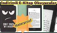 Kitap Kurtları İçin E-kitap Okuyucular ve Kılıfları İndirimli Fiyatlarıyla Burada!