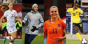 Bu Sefer Kadın Futboluna Bakalım! Hangi Futbolcu Senin Ruh Eşin?