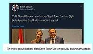 AKP'li Gazeteci Kız Çocuğu Olmayan CHP'li Seyit Torun'un Kızına Torpil Yaptığını İddia Etti!