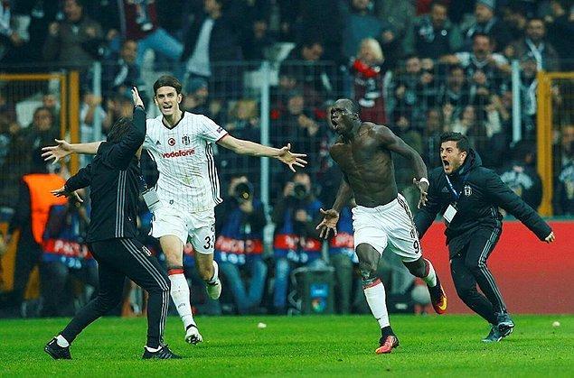 23 Kasım 2016 / Beşiktaş - Benfica: 3-3