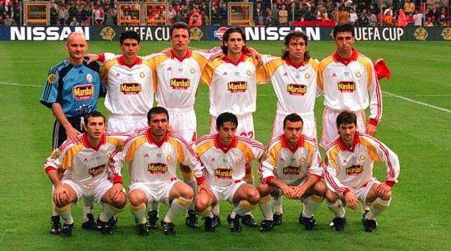 3 Kasım 1999 / Galatasaray - Milan: 3-2