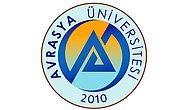 Avrasya Üniversitesi 230 Öğretim Üyesi Alacak!