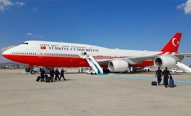 'Devleti yöneten birinin 13 uçağı olmaz'