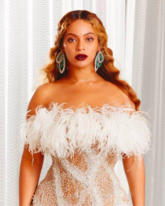 7. Beyonce - 770.000 Dolar