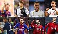 Bu Futbolculardan Hangisinin Şampiyonlar Ligi'nde Daha Çok Gol Attığını Bulabilecek misin?