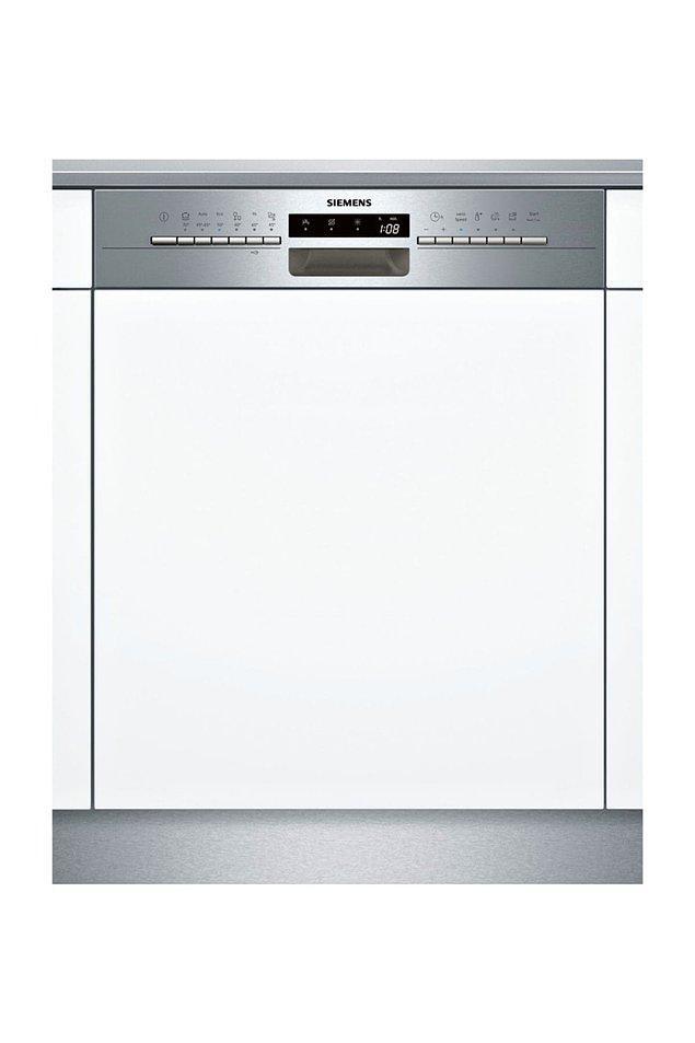 11. Siemens marka ankastre bulaşık makinesi de bütçesi uygun olanlar için çok güzel bir seçenek.