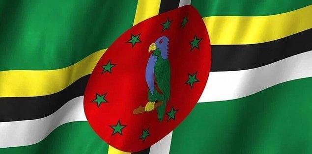 14. Dünyada sadece iki ülkenin bayrağında mor rengi bulunuyor.