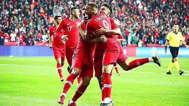 Türkiye'nin Grubunda 3. Maçlar Sonrasında Oluşan Son Puan Durumu Şu Şekilde;