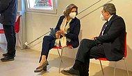 İtalya Başbakanı ve Eşi, Koronavirüs Aşısı İçin Sıra Beklerken Görüntülendi