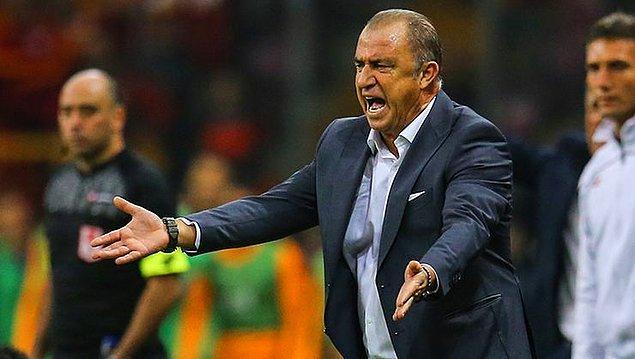 Galatasaray'da dördüncü dönemini yaşayan Terim'in Galatasaray başındaki 12. sezonunda aldığı toplam ceza 1 sezonu geçti.