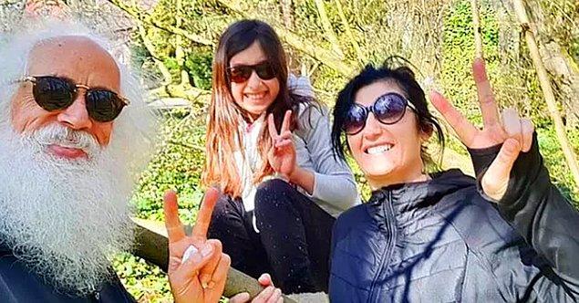 1. Suavi'nin eşi Gönül Saygan'ın kızına yamalı pantolon giydirmesinin ardından gelen eleştirilere cevap verdi!