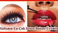 Karşınızda Bu Haftanın En Çok Satan 21 Kozmetik Ürünü
