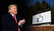 Facebook, Donald Trump'ın Sesine de Yasak Getirdi