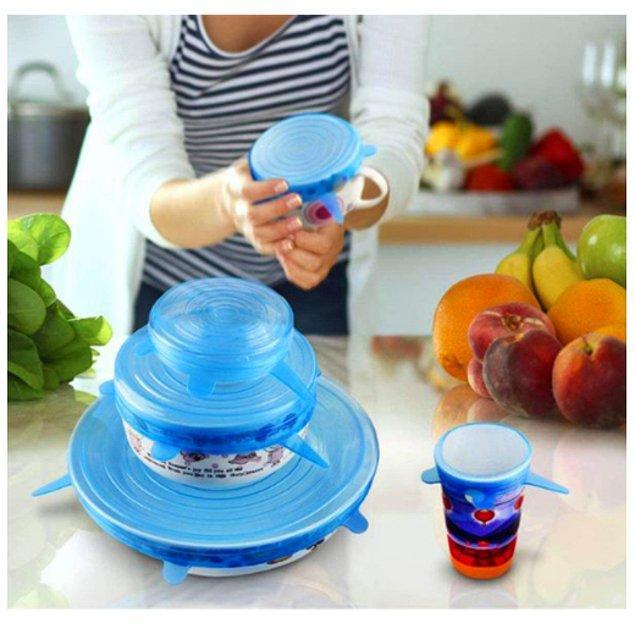 12. Mutfakta aklınıza gelebilecek her şeye kullanın.