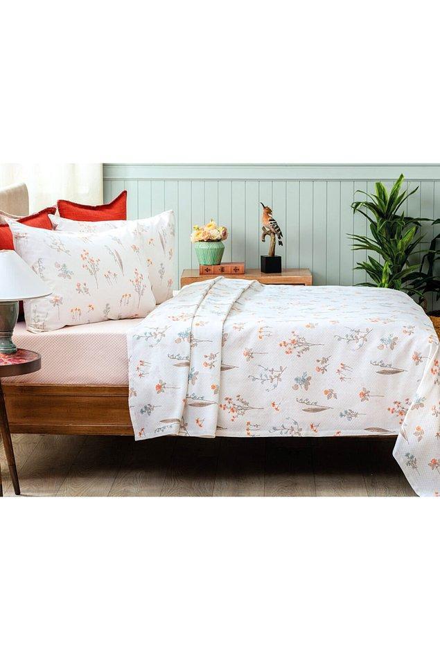 13. Yaz geldiğine göre yaz hazırlıkları yataklarda da başlasın.
