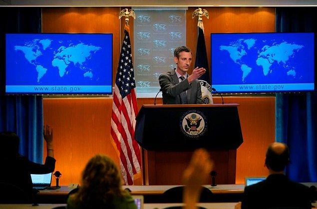 ABD'den Ukrayna'ya destek