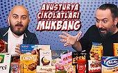 Avusturya Çikolataları MUKBANG: NFT, Prens William, Pudra Şekeri, Kişisel Gelişim ve Amud