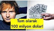 Dünyaca Ünlü Şarkıcı Ed Sheeran, Şarkısı Çalıntı Olduğu Gerekçesiyle Para Cezası Ödeyebilir!