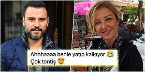 Koronavirüs Aşısı Olan Berna Laçin'den, Kendisine 'Ne Ara Gazeteci Oldun?' Diyen Alişan'a Laf Sokmalı Cevap