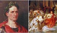 Geldim, Gördüm, Yendim Sözü ile Tarihe Kazınıp Tarihteki İlk Diktatör Olan Jül Sezar'ın Önlenemez Yükselişi