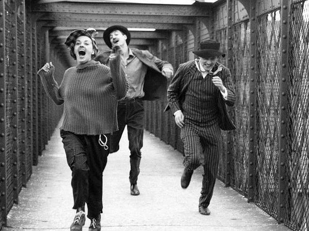 23. Unutulmayan Sevgili / Jules et Jim (1962)