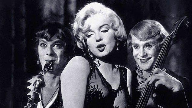 18. Bazıları Sıcak Sever / Some Like It Hot (1959)