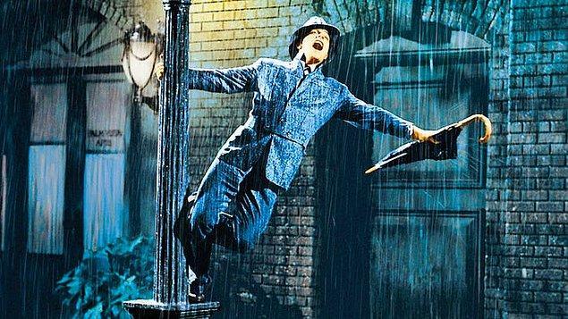 9. Yağmur Altında / Singin' In The Rain (1952)