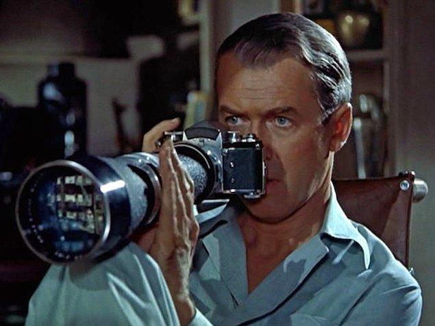 3. Arka Pencere / Rear Window (1954)