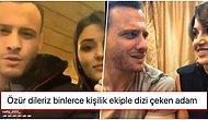 Kerem Bürsin, Hande Erçel ile Canlı Yayında Kafelere Giden İnsanlara 'Salak' Deyince Tepkiler Çığ Gibi Büyüdü