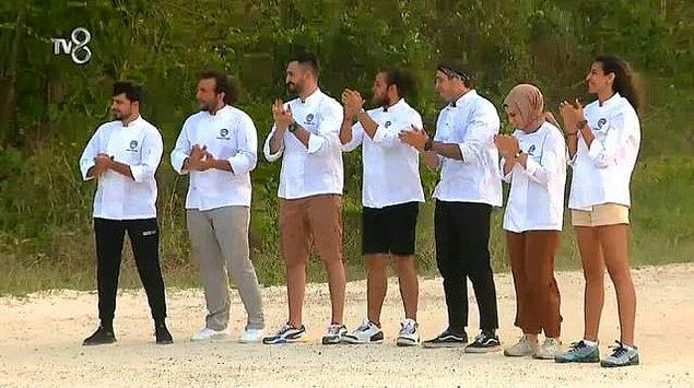 İzleyenler bilirler; geçtiğimiz günlerde Survivor'da ödül, MasterChef eski yarışmacılarının yapacağı yemeklerdi.