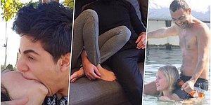 Flörte 'Biz' Diye Atmalık Fotoğrafları Paylaşarak Hem Güldüren Hem de Romantikliğin Dibine Vuran Kişiler