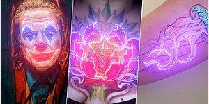 Hareketli Neon Işıklarıyla Dövmeleri Sanat Eserine Dönüştüren Rus Sanatçı: Maxim Sipakov