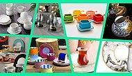 Görenleri Kıskançlıktan Çatlatacak En Güzel Çay ve Kahve Fincan Takımları