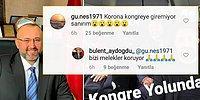 """Kongreye Katılıp Koronavirüsten Ölen AKP'li Siyasetçi """"Bizi Melekler Koruyor"""" Demiş..."""